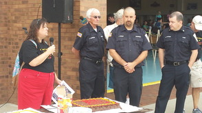 Fairmount Fire Co. of Lansdale Cuts Cake to Celebrate 125th, photo 2