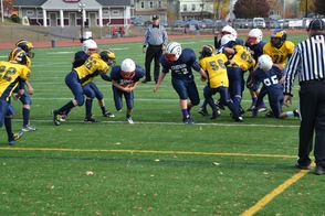 Chatham 7th-Graders Win Playoff Game Against Belleville in OT, 16-14, photo 7