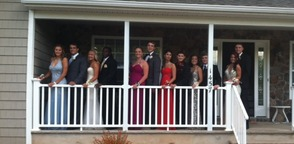 South Plainfield High School Seniors Step-out in Style for Prom, photo 16