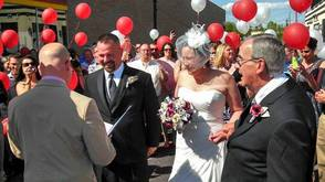 A Wood Street Wedding and Molly's Marriage for Lansdale Couple, photo 1