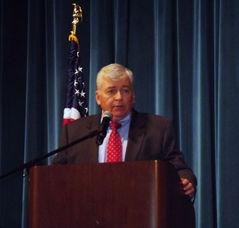 Ambassador Michael Oren Visit to WOHS