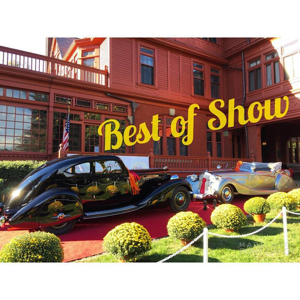 Edison concours d elegance held in west orange west for Edison home show