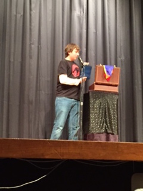 Morristown's Unity Charter School's Got Talent, photo 4