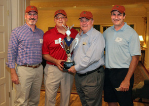 2013 Winning Foursome