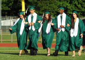 The Night They've Been Waiting For:  SPHS Class of 2014 Graduates, photo 17