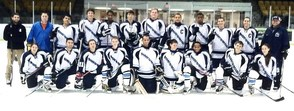 2013-2014 WOHS Hockey Team