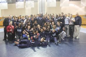 West Orange Wrestling Captures Super Essex Conference Championship