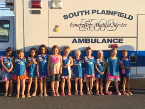"Daisy Troop 65067 Earns Their ""Courage & Bravery"" Petal, photo 3"