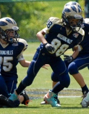 Watchung Hills Pop Warner Junior Pee Wee Team Defeats South ... e4bda2ef1