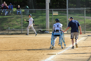 Randolph Youth Volunteers Help Make Challenger Game an Inspirational Experience For All, photo 19