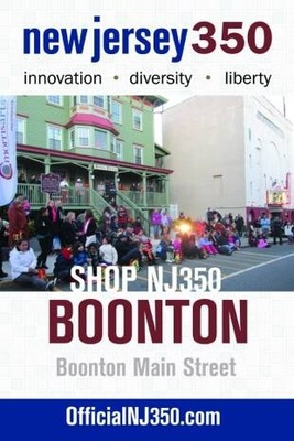 New Jersey 350 Pop-Up Store Comes to Boonton's Main Street, photo 1