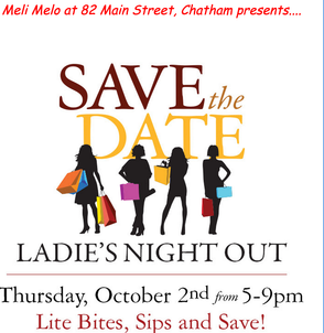 """Meli Melo Home"" Will Hold Ladies Night Out on Thursday, Oct. 2, photo 1"