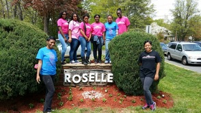 Roselle Comes Together for Community Clean Up Day, photo 1