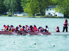 Pathways Dragon Boat