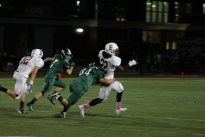 Livingston Beats Bloomfield, 30-17, in Football, photo 4