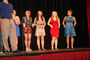"Gov. Livingston Students Performed In ""Cabaret for A Cure"" , photo 3"