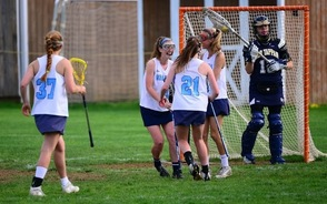 Sparta Senior Beth McGraw Latest to Score 100 LAX Goals, photo 4