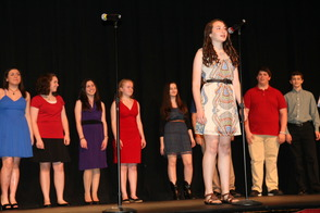 "Gov. Livingston Students Performed In ""Cabaret for A Cure"" , photo 21"