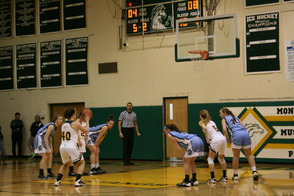 Montville Girls Basketball Defeats Sparta, 37-33, photo 10