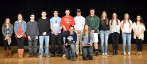 Sparta High School DECA Students