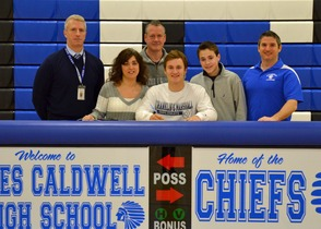 Michael Wasik Signs Letter of Intent to Play Lacrosse for Franklin and Marshall