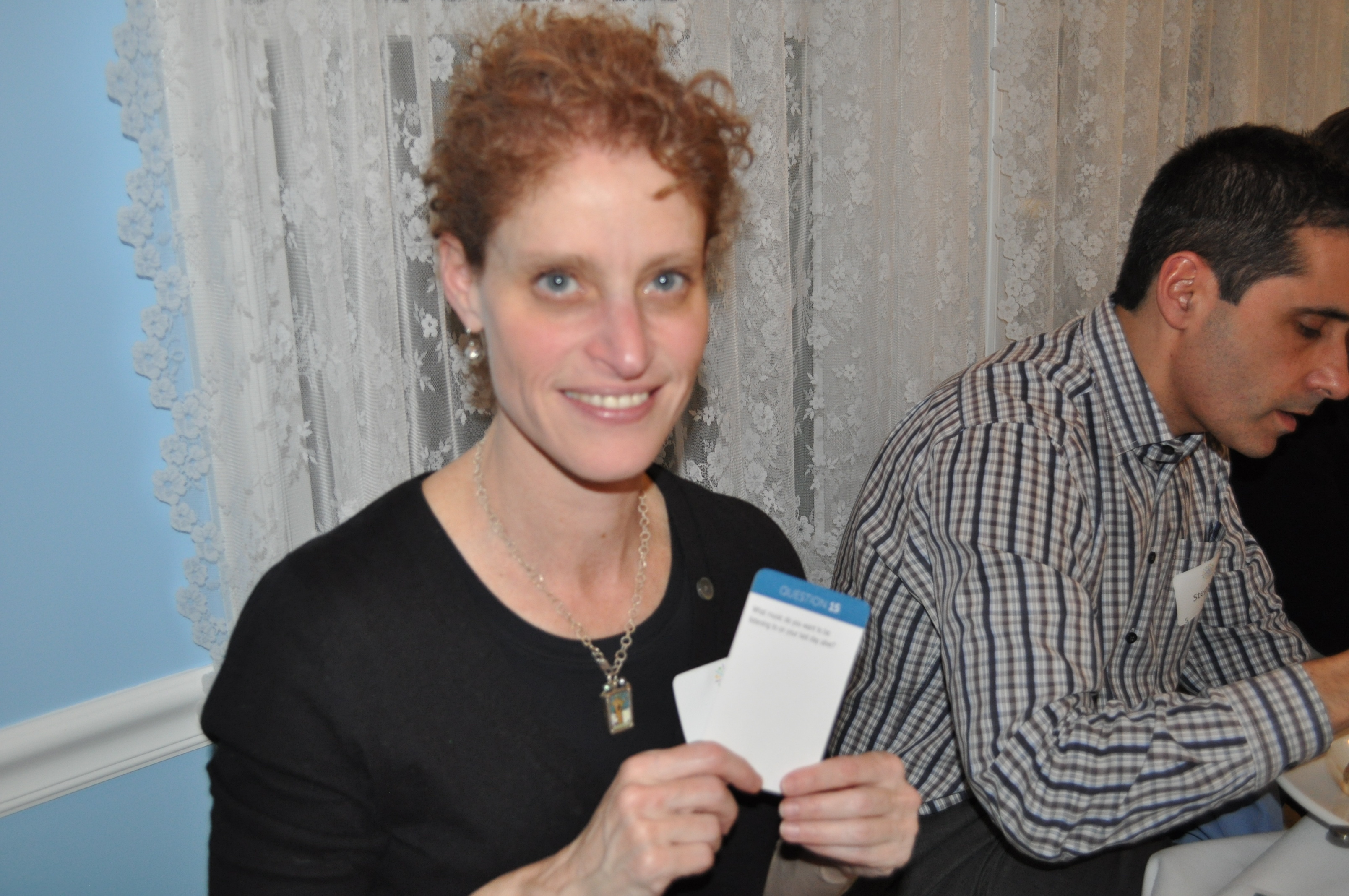 'Conversation Café' in Westfield Makes Death a Dinner Party Topic