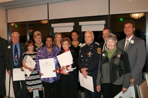 Homefirst Presents 2013 Union County Family Service Awards
