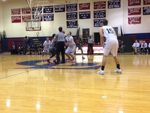 ‏Gov. Livingston Boys Basketball Victorious Over Roselle, 52-46, photo 1