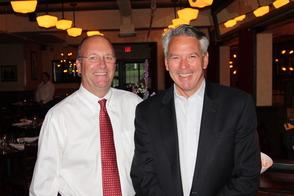 Ricalton's partners Stony Johnson and Tom McLaughlin