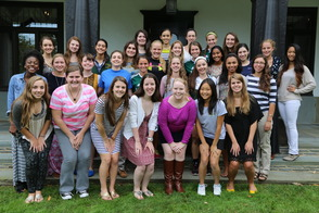 Students from the class of 2014 honored with AP Scholar Distinctions