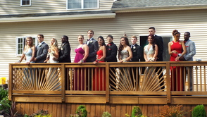 South Plainfield High School Seniors Step-out in Style for Prom, photo 5