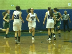 Westfield Girls Basketball Remain Undefeated With Victory Over New Providence, photo 1