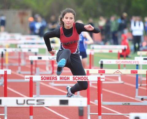 Somers Stands Tall at Lions Club Meet