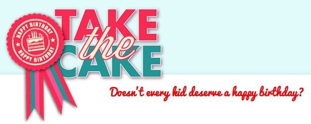 'Take the Cake' to Provide Birthday Parties to Deserving Kids