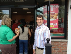 South Orange 7-Eleven Holds Grand Opening, photo 6