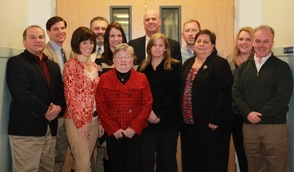 Sparta Board of Education members