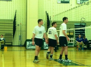 Boys Varsity Volleyball