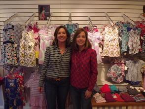 Rocking Horse Co-owners Lauren Phalin and Tara Spagnoletti