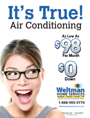 Don't Miss This Amazing Offer on Air Conditioning!