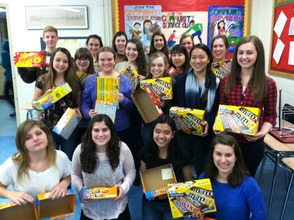 Westfield High Community Service Club Raises Funds to Feed Tanzanian School Children, photo 1