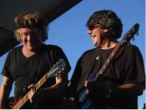 Rock Legends Gramm, Balin to Team for Benefit Concert for Slick Aguilar, photo 1