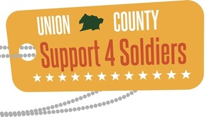 "Students Rally Union County to Join ""Support 4 Soldiers"" Campaign"