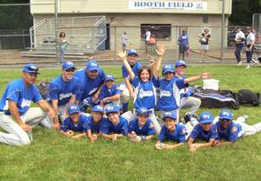 SPFBL Hosts District 12 10U Tournament at Booth Field, photo 1