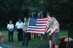 Livingston Remembers Residents Lost on Sept. 11, photo 3