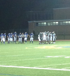 Millburn High School Football Team Drops to 0-2 After Loss to West Side, photo 6