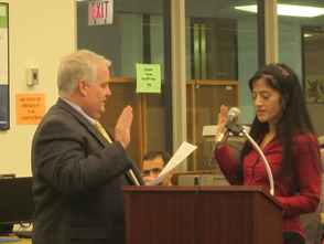 Dr. Diana Thomas Joins The Randolph Board of Education, photo 1