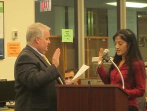 Dr. Diana Thomas Joins The Randolph Board of Education, photo 1