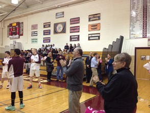 Davidson - Senior Night