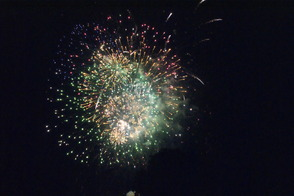 Hundreds Celebrate Independence With Fireworks, Music, photo 19