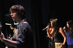 Montville School of Rock's Jacob Flesig
